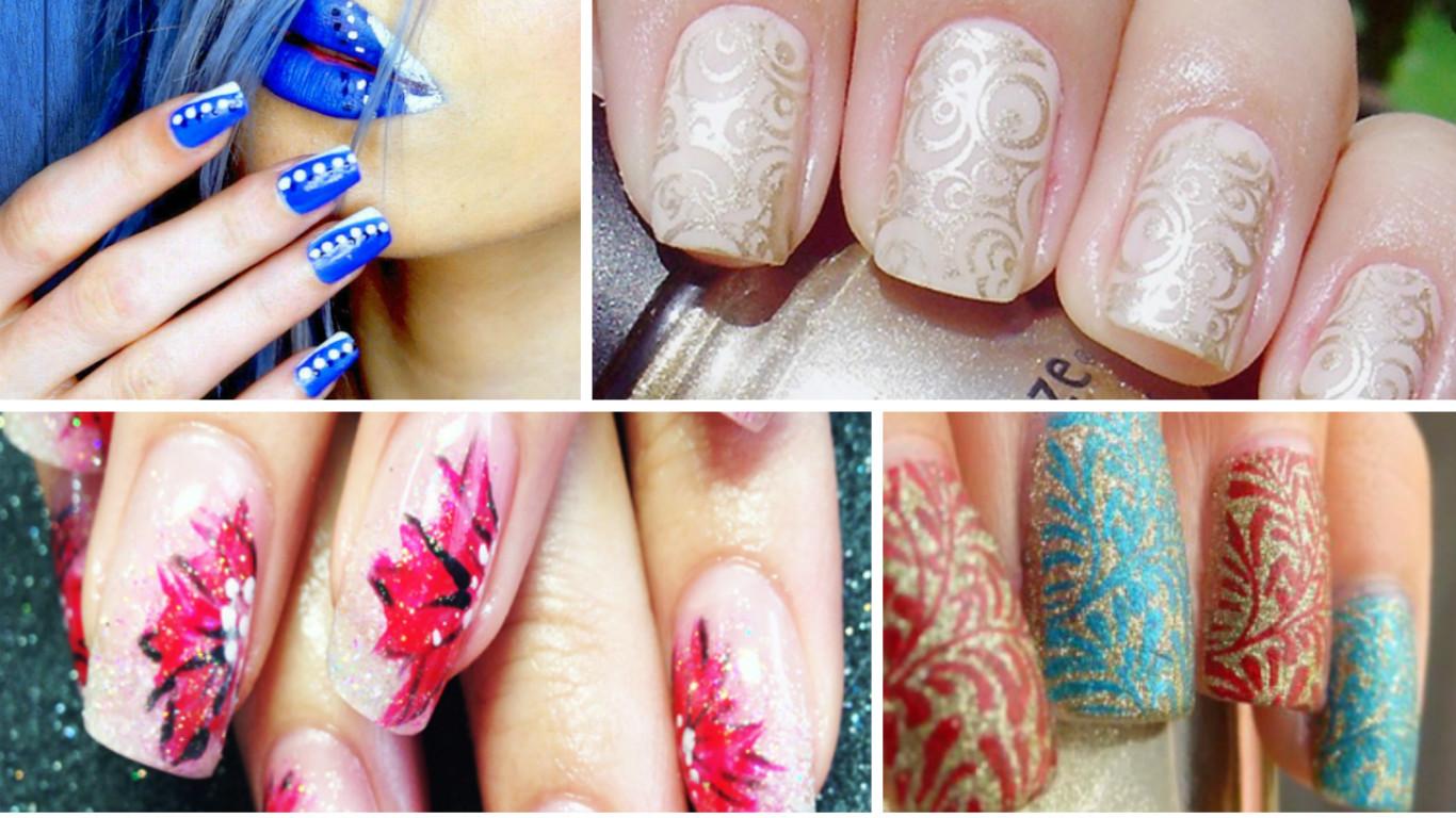 Girly Nail Art Guide