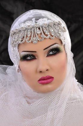 arabic bridal makeup - eastern bridal makeup tip - western bridal makeup tip