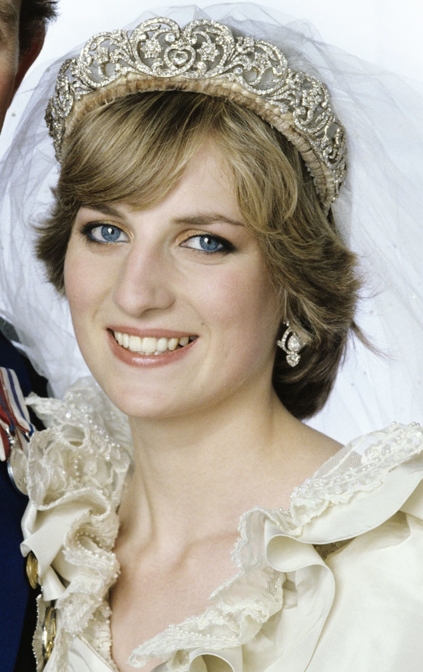 princess diana wedding bridal makeup
