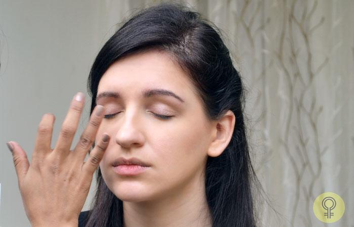 Formal Eye Makeup 4