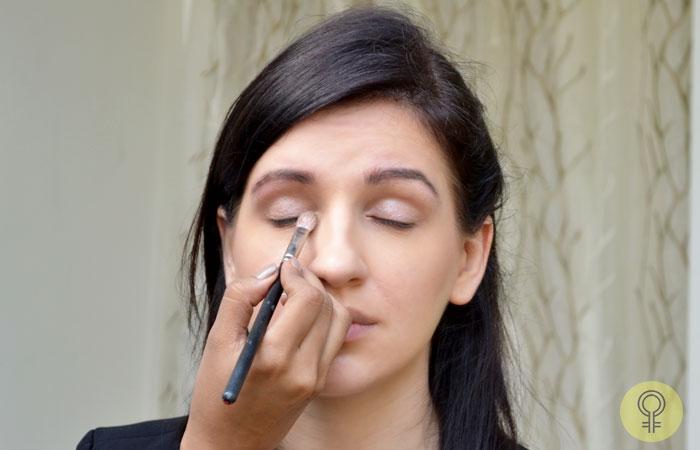 Formal Eye Makeup 5