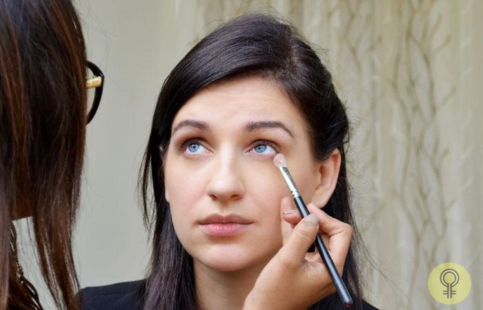 Formal Eye Makeup 6