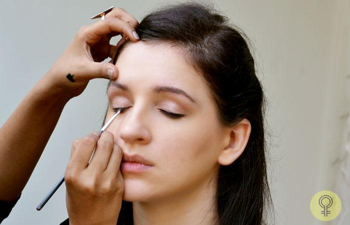 Formal Eye Makeup 7