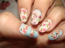 Girly Nail Art Ideas