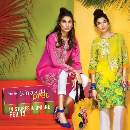 Teenagers party dresses khaadi