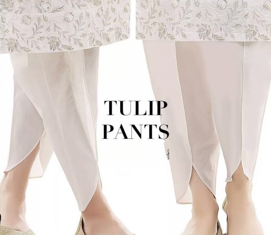 Beach wraps and tulip pants Hottest summer trend in pakistan