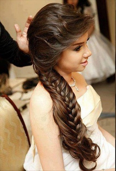 Hairstyles for your prom night - cute hairstyle for prom