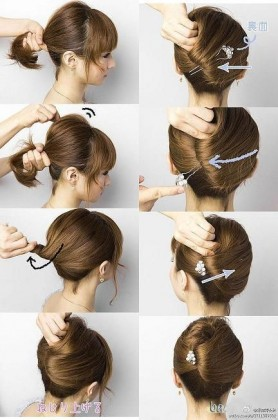 twist hairstyles for medium hair
