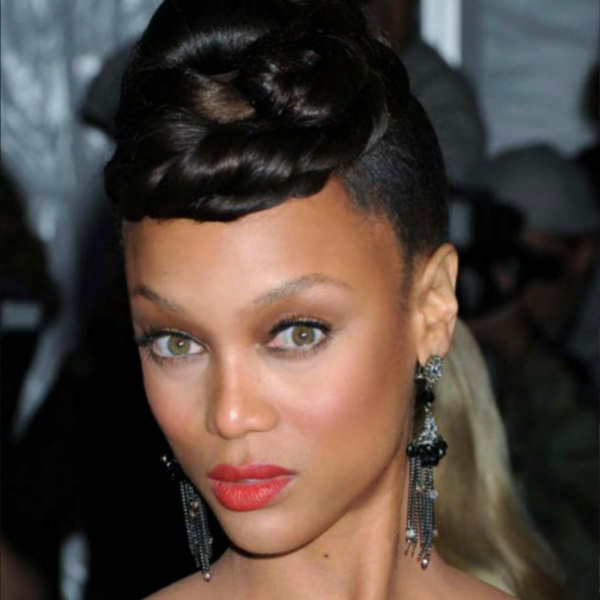 Black Natural Hairstyles For Prom