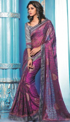 Sari Blouse Design for this year