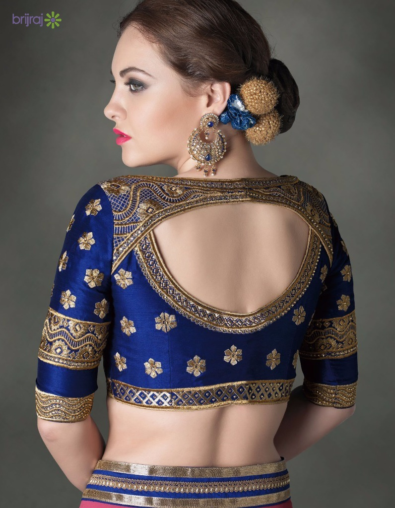 Best Blouse Designs Of