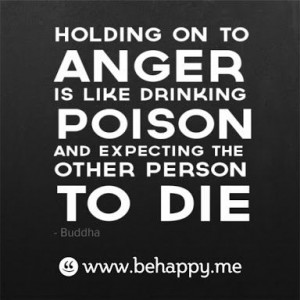 no anger no happy