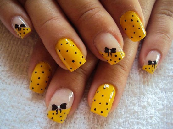 learn how to apply Great Angles Old Fashioned Nail Art
