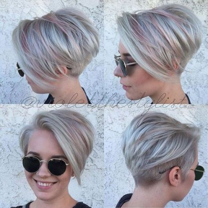Cropped Feathered Haircut: Short Hairstyles For Girls