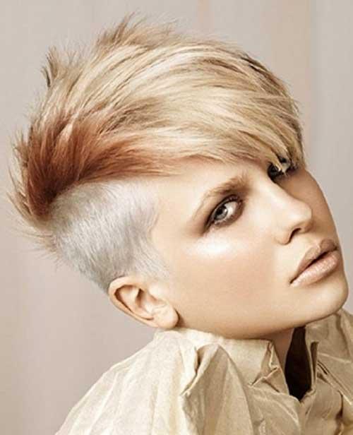 Punk Hairstyles For Girls Medium Haircut Popular Haircuts In Punk
