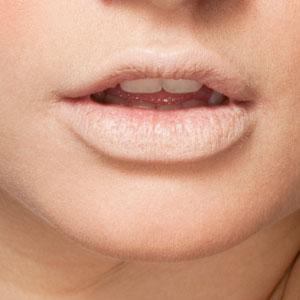 foundation for attractive lips