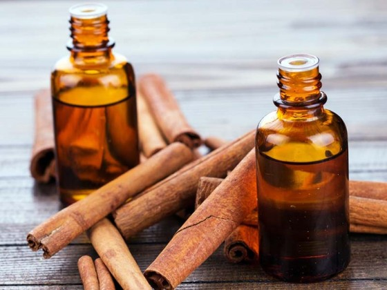 cinnamon oil for attractive lips
