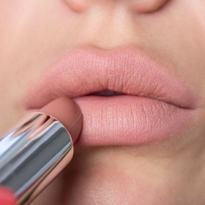 nude lipstick for attractive lips