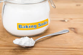 baking soda skin