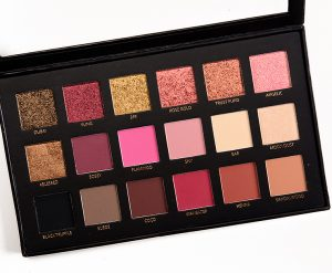 Eye shadow palette by huda beauty