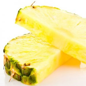 pineapple for skin