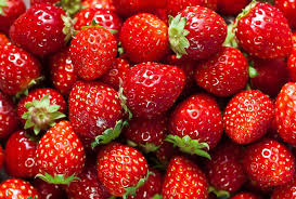 strawberries to lose weight