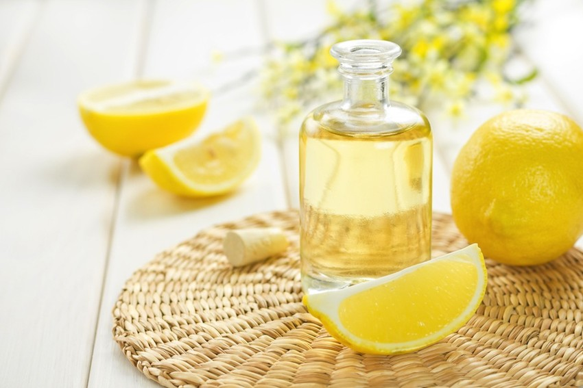 beauty uses of lemons