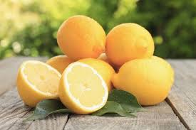 lemon beauty uses