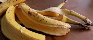 uses of banana peels