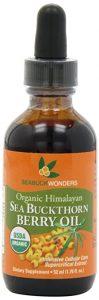 sea buckthorn oil for skin