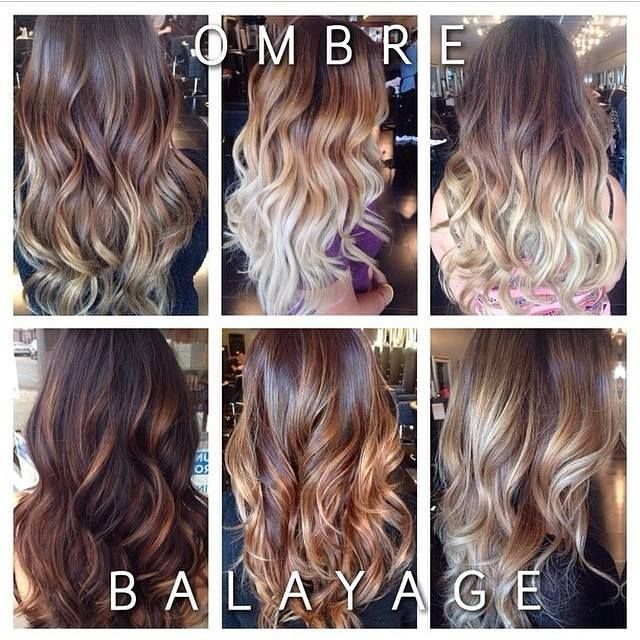 Ombre hair vs Balayage hair \u2013 which one suits your style