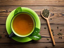 Green Tea - healthy Ways To Detox Without Juicing