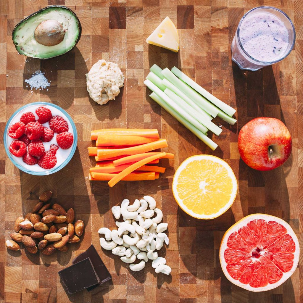 Healthy Snacking Habits - healthy Ways To Detox Without Juicing
