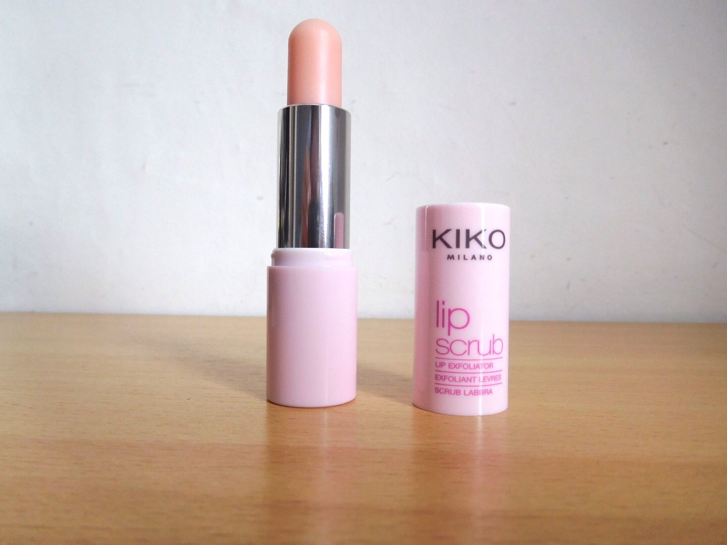 Kiko Lip Scrub: Step two toward achieving perfect popsicle Lips